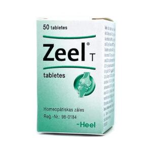 Zeel T 50 tabletes