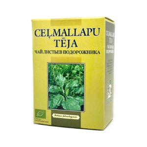 Ceļmallapu tēja 25g