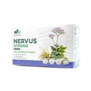 NERVUS strong zāļu tēja 20 paciņas