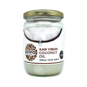 Biona raw virgin kokosriekstu eļļa 400g