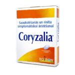 CORYZALIA 40 apvalkotās tabletes
