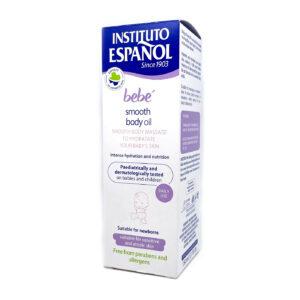 Instituto Espanol Bebe ķermeņa eļļa bērniem 150ml