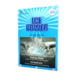 ICE POWER atvēsinošie plāksteri ar mentolu 8x12cm, N5