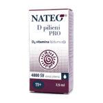 NATEO D pilieni PRO D3 vitamīna šķīdums eļļā 7,5ml