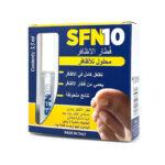 SFN 10 pretsēnīšu līdzeklis nagiem 3,3 ml