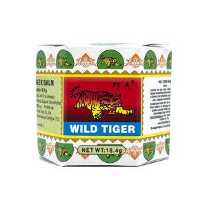 """Savvaļas tīģera balzāms """"Wild Tiger"""" 18,4g"""