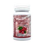 Dzērveņu koncentrāts ar C un E vitamīniem kapsulas N60