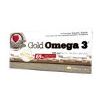 Olimp Labs® Gold Omega 3®1000 mg zivju eļļa kapsulas N60