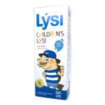 LYSI Bērnu mencu aknu eļļa 240ml
