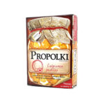 Propolki ar C vitamīnu sūkājamās tabletes N16