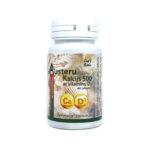 Austeru Kalcijs 500 ar vitamīnu D3 tabletes N60