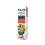 Dr. Muller Pharma aerosols mutes dobumam ar kumelīti, rasaskrēsliņu un kliņģerīti 30ml