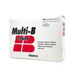 Vitabalans Multi-B strong tabletes N250