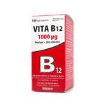 Vitabalans VITA B12 1000 µg sūkājamās tabletes N100