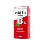 Vitabalans VITA B12 1000 µg sūkājamās tabletes N30