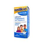 WellKiD® ŠĶIDRAIS KALCIJS ar dabīgu apelsīnu garšu 150ml